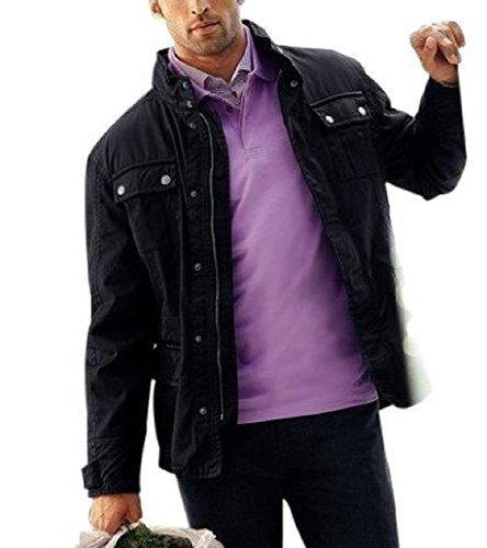 Veste pour hommes de Kitaro en noir Noir