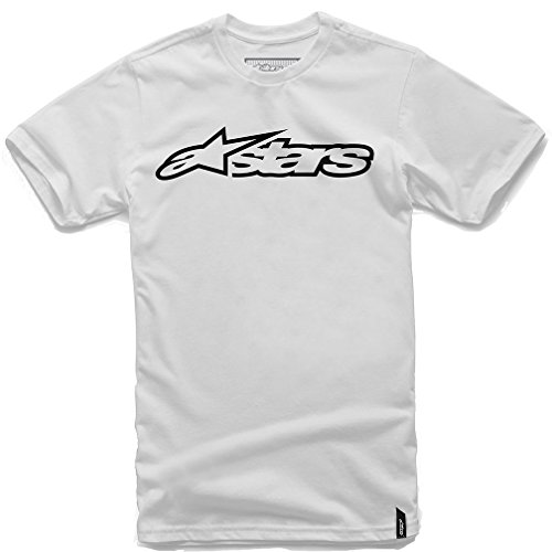 Alpinestars A * Classic T-Shirt xl Blaze White (Adult Cross Sweatshirt)