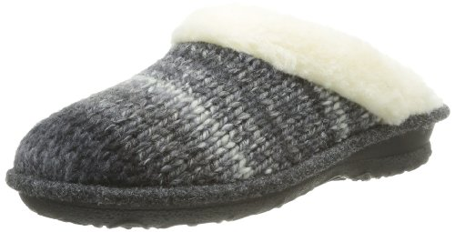 Rohde 2278, Mules femme Gris (82 Anthracite)