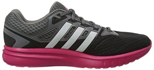 adidas Performance Galaxy 2, Scarpe da Corsa Donna, Multicolore Rosa (Bold Pink/Core Black/Ftwr White)