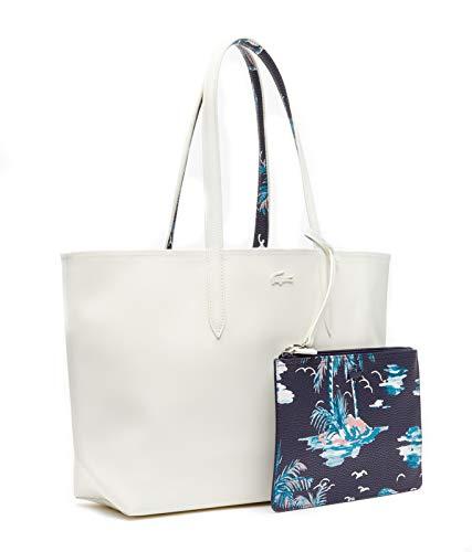 Lacoste Anna Fantaisie Shopping Bag Marshmallow Hawai