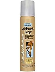 Sally Hansen Airbrush Legs aerosol-en la luz de maquillaje pierna brillar 001