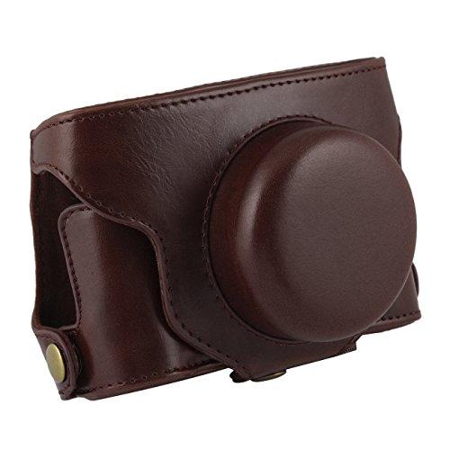TARION Custodia della fotocamera borsa fotografica con tracolla staccabile per Fujifilm X30