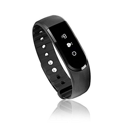 Fitness Tracker, surphy Sport Armband, Start Activity Tracker mit Bluetooth-4.0Touch Armbanduhr Schrittzähler Armband, Fitness Tracker Schritt Kalorienzähler