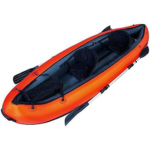 Bestway 8321400 - Kayak 330X94 con asiento con remo + bomba