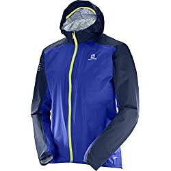 Salomon Bonatti Chaqueta Hombre Surf The Web Dress Azul