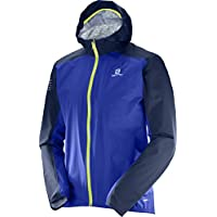 Salomon Bonatti L39694900 Chaqueta, Hombre, (Surf The Web/Dress Azul), XL