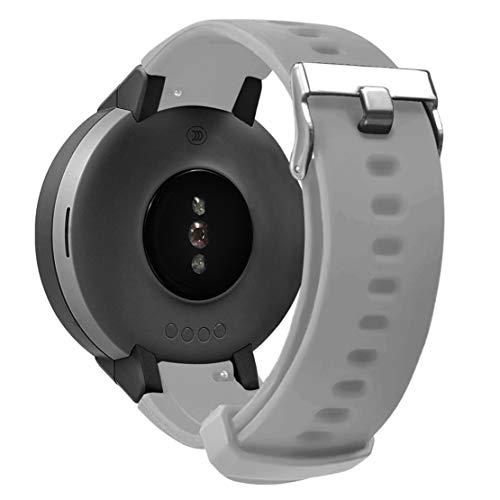 Happy Event - Reloj de pulsera de silicona suave para Huami Amazfit Verge