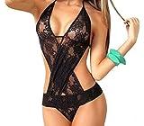 Body Completino Sexy Donna con Merletto mod. Ortesia Taglia Unica Sensuale Lingerie Fair ShopOnline