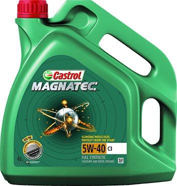 Castrol 151B2F Olio Castrol Magnatec 5w-40 C34l Lubrificante auto