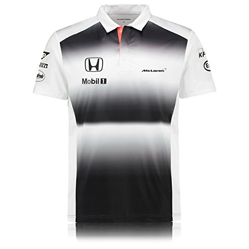 mclaren-honda-mens-gents-official-2016-team-polo-shirt-top-black-m