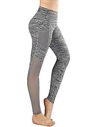 Leggings Bianchi Abbigliamento it Amazon Donna ZwqWCPE