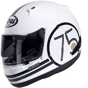 Preisvergleich Produktbild Arai Quantum ST PRO CONCEPT weiß Motorrad Helm