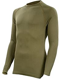 Tee-shirt Technical Line Col rond Coyote - Summit Outdoor