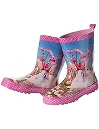 maximo Botas Para Niña Rosa Pink/Azalee, Color Rosa, Talla 20