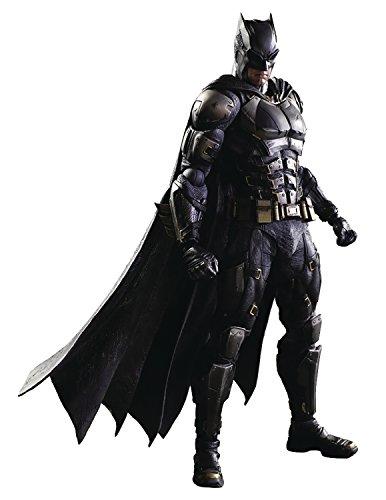 (DC Comics STL059803 Justice League Variant Play Arts Kai Batman Taktische Version Actionfigur)