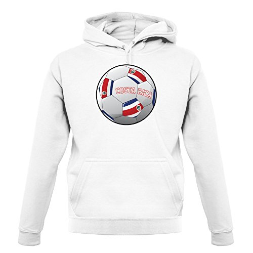 Dressdown Country Football Costa Rica - Unisex Hoodie/Hooded Top - 12 Colours