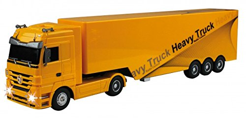 Cartronic cartronic42058a rc scala 1: 32mercedes benz actros heavy truck