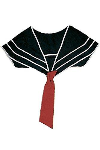n in blau für Matrosen Kostüm und Seemann Kostüm (Matrose Kostüm Zubehör)
