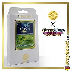 Sarzenia (Victreebel) 3/145 Holo Reverse - #myboost X Sonne & Mond 2 Stunde Der Wachter - Box de 10 Cartas Pokémon Aleman