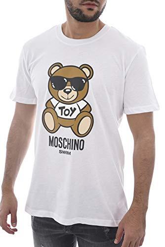 Moschino - top - uomo bianco l