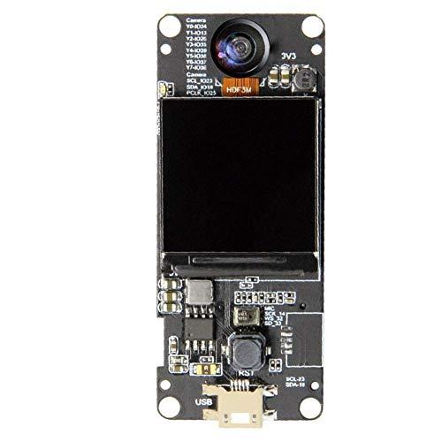 KSTN T-Camera Plus 1.3 Zoll Anzeige Exquisite Kamera Modul Erweiterung Fischauge Objektiv - Fischauge Objektiv, Free Size