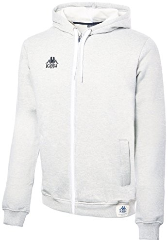 Kappa Authentic Tano Herren Sweatshirt weiß