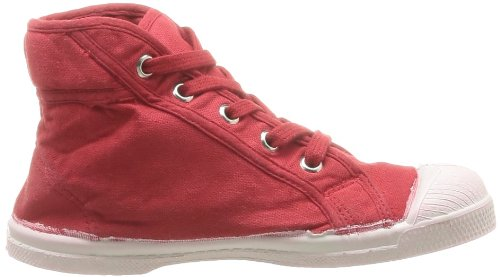 Bensimon, Unisex - Kinder Sneaker Rot - Rouge (Rouge 310)