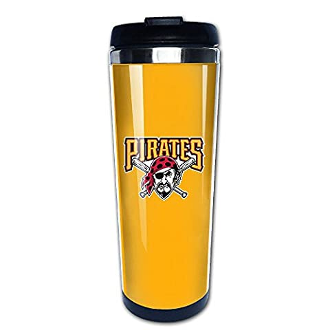 Pittsburgh Pirates Team Logo Coffe Mug(Tasses à café)s/Travel Mug(Tasses à