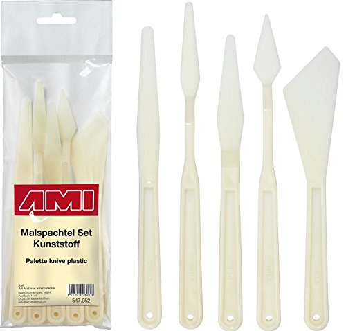 ami-plastic-palette-knife-set-5-pieces
