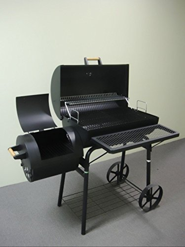 OGA032�Barbecue Grill Professional XXL Smoker Charcoal Approximately 1.5�mm Thick Steel Professional Quality OGA032