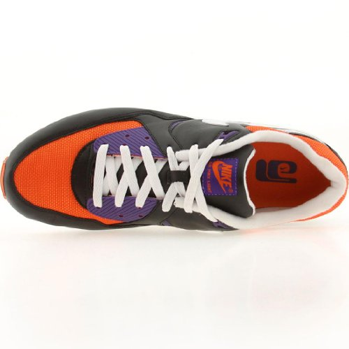Nike Lunarglide 8 Oc, Chaussures de Running Entrainement Homme Noir / Multicolore