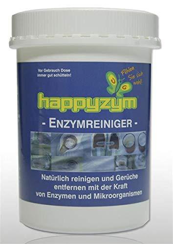 happyzym - natürlicher Enzym-Reinigungspulver 900g -
