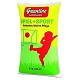 Greenline Rasensamen Spiel und Sport 1 kg