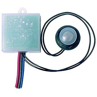 HiSPEC Remote Internal Photocell 20mm Thread Switch IP65 Rated Sensor
