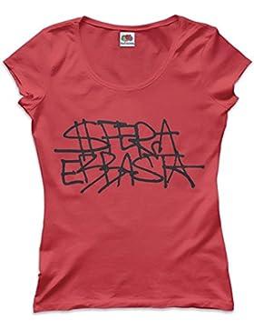 Mokaba T-Shirt Sfera EBBASTA 2r Trap Hip-Hop bhmg Donna - Vari Colori