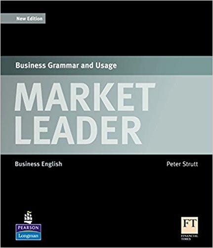 Market Leader Grammar & Usage Book New Edition