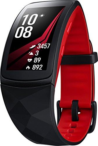 Samsung Gear Fit2 Pro SM-R365 Red (S) купить на Амазон де в Германии с доставкой в страны СНГ