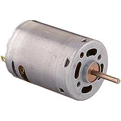 Sourcingmap - Dc 12v 0.13a 10000rpm pequeño motor eléctrico para bricolaje proyecto juguetes