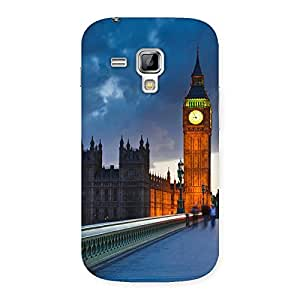 London City Multicolor Back Case Cover for Galaxy S Duos