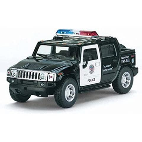 Die Cast 2005 Police Hummer H2 by Schylling