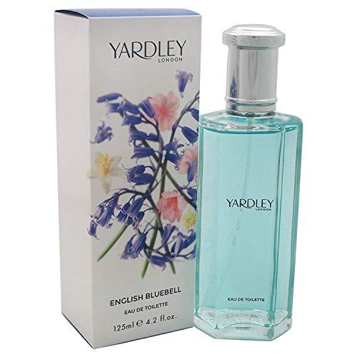 Yardley English Bluebell Eau de Toilette Vaporisateur pour Femme 125 ml