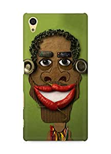 Amez designer printed 3d premium high quality back case cover for Sony Xperia Z5 (Animated Cartoon 2)