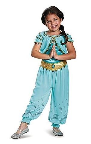 Costumes Jasmine Prestige - Disguise Jasmine Prestige Disney Princess Aladdin Costume,