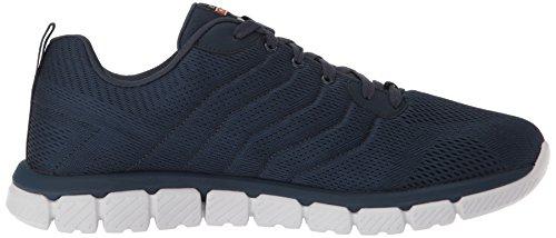 Skechers Herren Skech-Flex 2.0 Sneaker Blau (Navy)