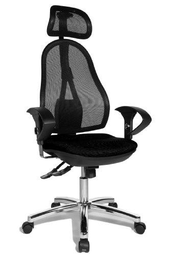 Büromöbel Topstar Bürostuhl Net Point 10 Mit R Arml Büro & Schreibwaren *neu* Modische Und Attraktive Pakete