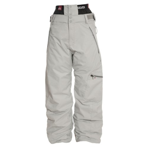 Quiksilver Snowboard-hose (Kinder Snowboard Hose Quiksilver Masak 5K Pant youth light grey T08)