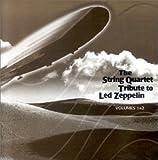 Various (Led Zepplin Tribute): String Quartet Tribute 1 & 2 (Audio CD)