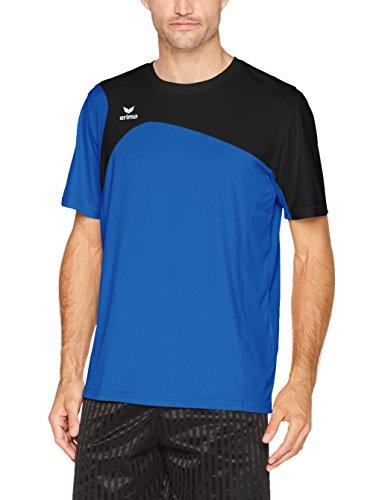 Erima Herren Club 1900 2.0 T-Shirt, new royal/schwarz, XL