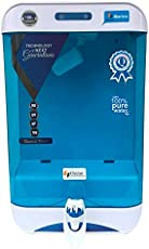 Ozean Marine RO+UV+UF+TDS+Mineral 10 LTR 14 Stage Electric Water Purifier with Full Kit, Blue